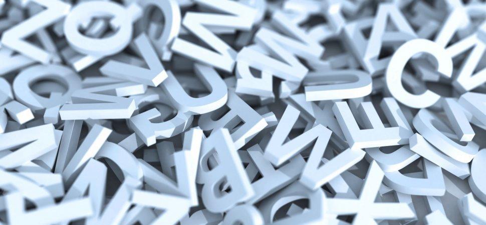 30 parole per titoli più creativi